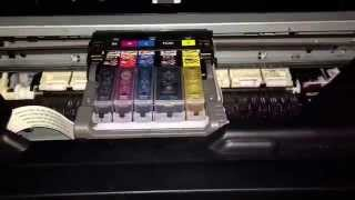 Canon MG5320 printer Error Code B200