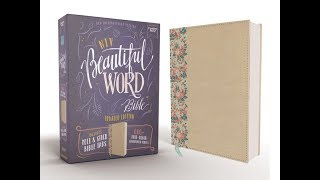 NIV Beautiful Word Bible Review
