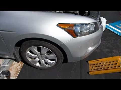 Honda Accord EX-L V6 Oil Change (HD)