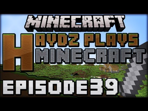 Haydz Plays Minecraft Episode 39: Skeleton v Creeper