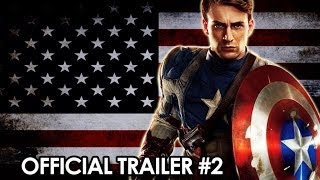 Captain America: The Winter Soldier Official Trailer #2 (2014) HD