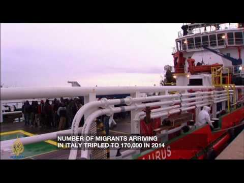 Migrant crisis: Has Europe's migration policy capsized? (Inside Story)