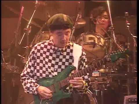 Japanese Guitarist 2 - Live