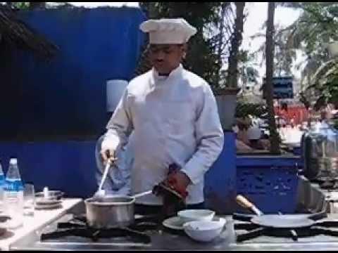 Cooking class - Goa, India
