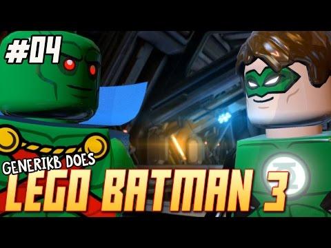 Lego Batman 3 Beyond Gotham Walkthrough Ep 04 -