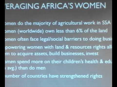 Karol Boudreaux on African Economic Development