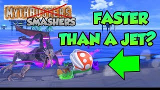 Can Ridley Drag Someone FASTER Than Big Blue?! - Mythsmashers #6 (Smash Ultimate)