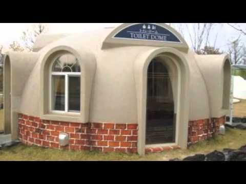 Японский дом из пенопласта в Краснодарском крае