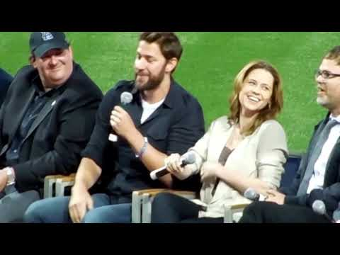The Office Wrap Party - John Krasinski