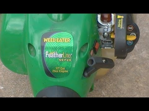 WEEDEATER FINE TUNING & TOOL