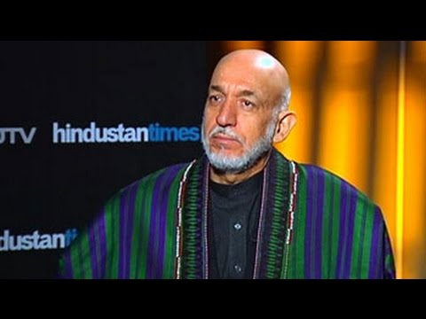 Pakistan can't have good and bad snakes: Hamid Karzai to NDTV