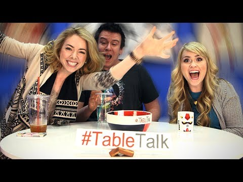 Nikki Phillippi Gets Pregnant On #tabletalk video