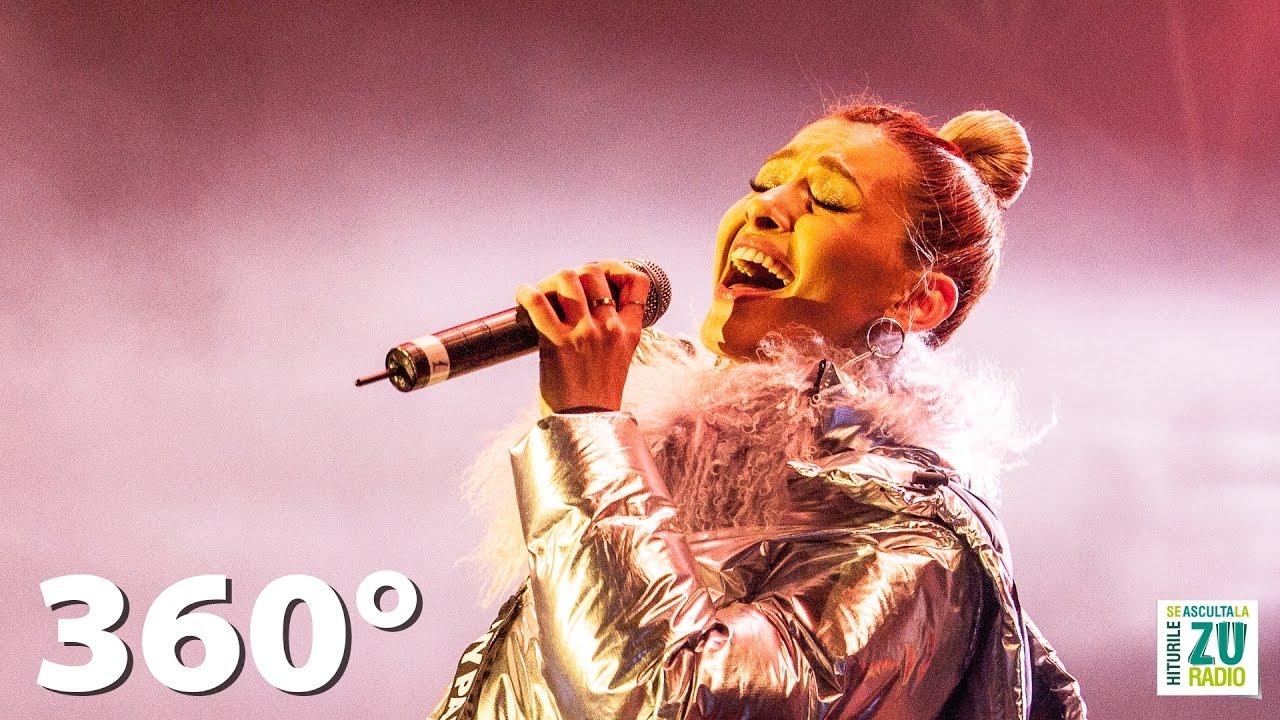 Alina Eremia - Vorbe pe dos (VIDEO 360 - Live in Orasul Faptelor Bune)