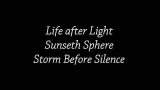 Watch Sunseth Sphere Life After Light video
