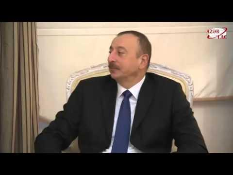 President Ilham Aliyev received former Jordanian Prime Minister Abdelsalam al-Majali