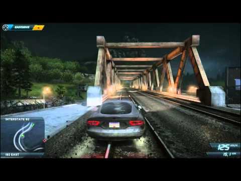 Человечный NFS-навигатор в Most Wanted (2012)