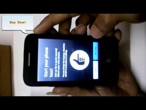 Intex Cloud Fx Unboxing - India's cheapest Smartphone with Firefox OS