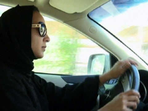 Dozens of Saudi women defy female driving ban