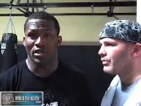 Kevin Randleman on UFC 94 Video