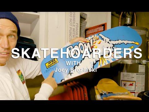 SkateHoarders Season 2 Episode 7 Joey Brezinski