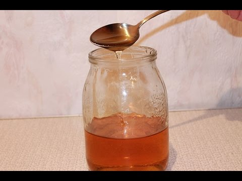 Как готовить мед - видео