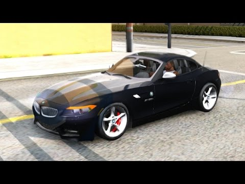 GTA San Andreas - BMW z4 sDrive35is 2011