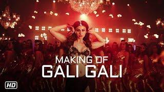 Making Of Gali Gali Song Kgf Neha Kakkar Mouni Roy Tanishk Bagchi Rashmi Virag T Series