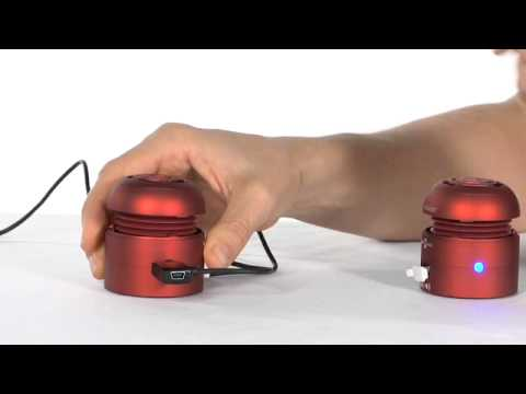 Magellan's Tweakers Portable Mini Speakers El115 video