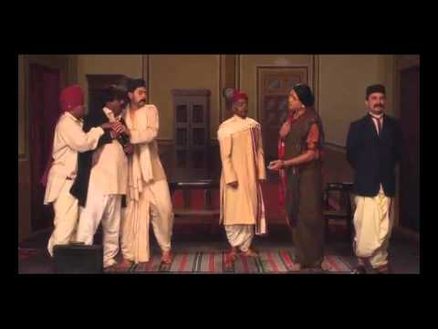 Kashi Ya Tyaju Padala   Balgandharva   Marathi Film Video Song...