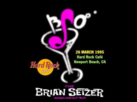 Setzer, Brian - The Man With The Magic Touch