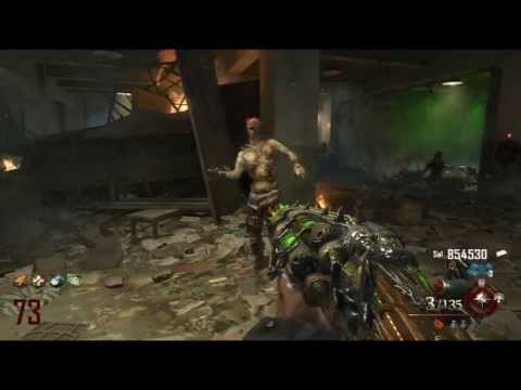 Black Ops 2 Zombies: Mob Of The Dead Rounds 69-75 w/Syndicate!
