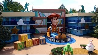 Disney's All Star Movies Resort 2014 Tour and Overview - Walt Disney World