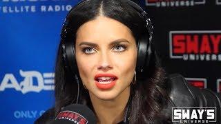"Adriana Lima ""Kendall Jenner"