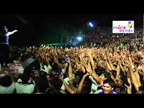 sunidhi chauhan Live in concert at mangalore