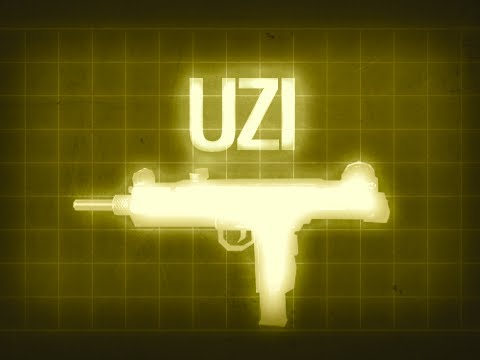 Uzi - Black Ops Multiplayer Weapon Guide