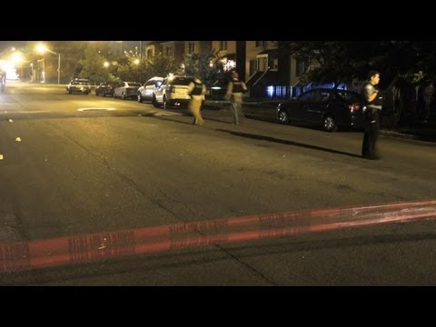8 shot, woman attacked in Chicago overnight