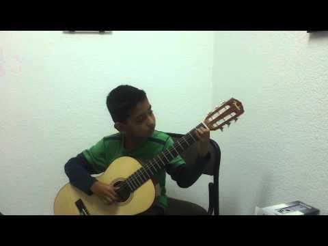 Хулио Сальвадор Сагрегас - Op.24-Delia (Vals)