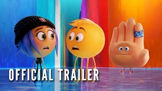 THE EMOJI MOVIE  Official Trailer HD