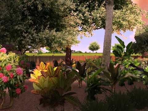 Lake Mary Florida Landscape Design Earthwise Horticultural