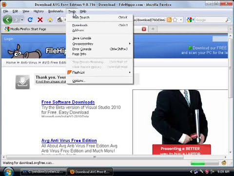 Resume Broken Firefox Download