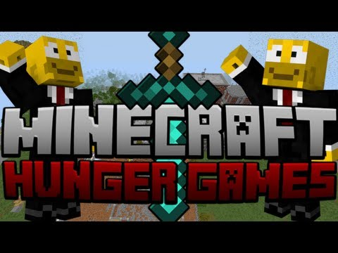 Minecraft Hunger Games - NEW SERVER IP - Game 17 Part 1/1