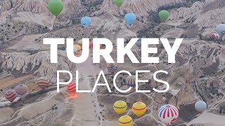 10 Best Places to Visit in Turkey - Travel Video