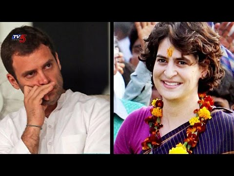 Congress Activists Protesting Against Rahul Gandhi's LeaderShip | Delhi : TV5 News