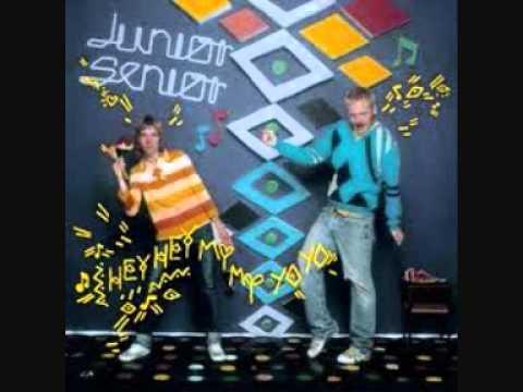 Junior Senior - Itch U Can