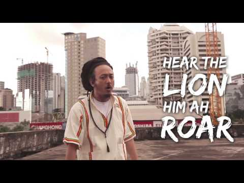 Ras Muhamad - Lion Roar [official Video 2014] video
