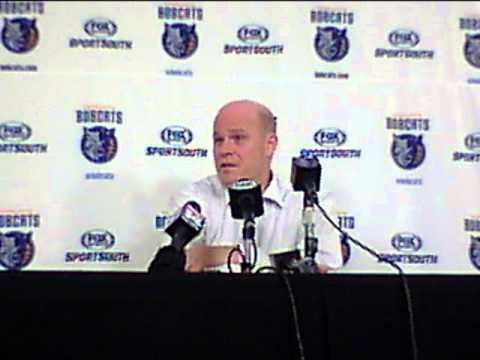 Steve Clifford Post Game vs Atlanta