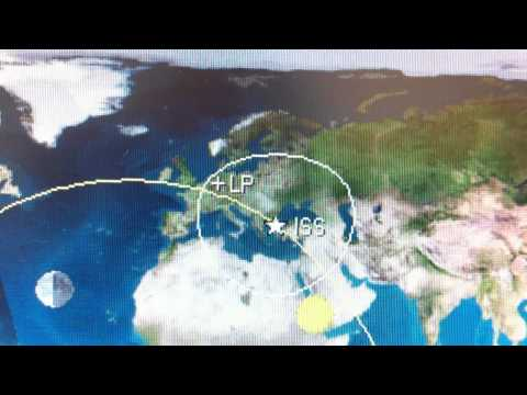 APRS via ISS