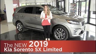 New 2019 Kia Sorento SXL - Minneapolis, Brooklyn Park, Elk River, St Paul, St Cloud MN - Review