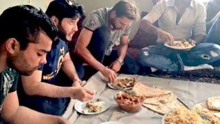 ভারতীয় ক্রিকেটারদের বাড়িতে দাওয়াত দিয়ে অস্বস্তিতে আফ্রিদিভিডিও
