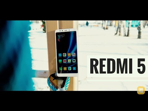 Xiaomi Redmi 5: обзор идеального смартфона, наверно...